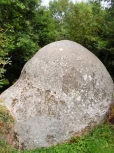 Bowl Rock. St Michaels Way.